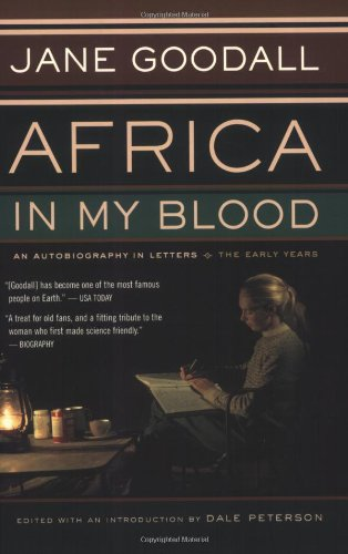 9780618127351: Africa in My Blood: An Autobiography in Letters : the Early Years