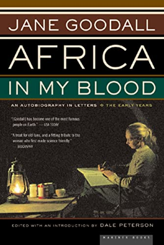 9780618127351: Africa in My Blood: An Autobiography in Letters: The Early Years