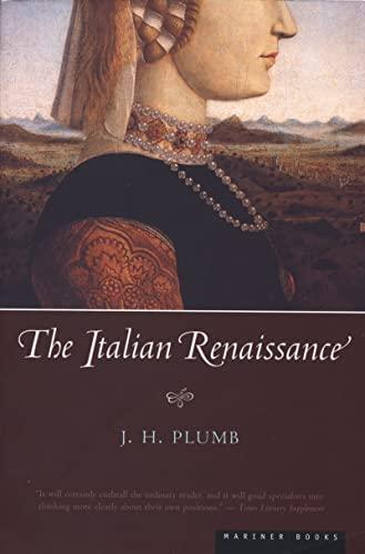9780618127382: The Italian Renaissance