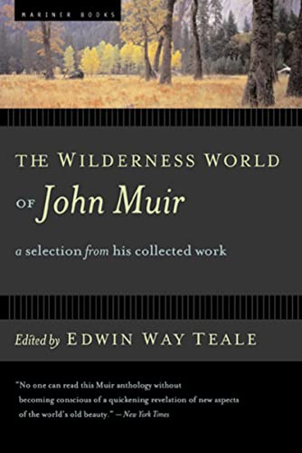 9780618127511: The Wilderness World of John Muir