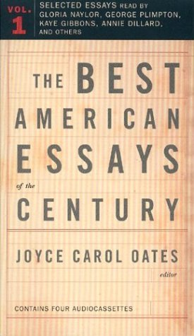 9780618127665: The Best American Essays of the Century