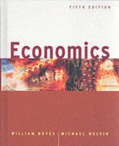 9780618127931: Economics, Fifth Edition