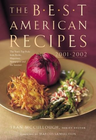 9780618128105: The Best American Recipes 2001-2002