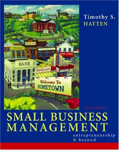 9780618128488: Small Business Management: Entrepreneurship and Beyond