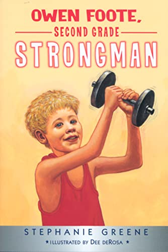 9780618130542: Owen Foote, Second Grade Strongman