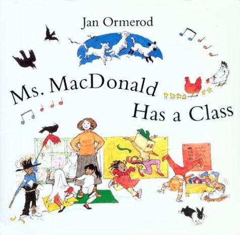 9780618130566: Ms. MacDonald Has a Class