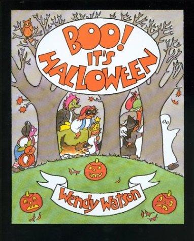 9780618130573: Boo! It's Halloween
