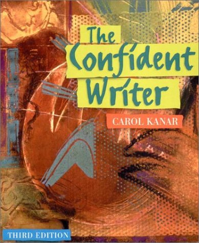 9780618131136: The Confident Writer Third Edition