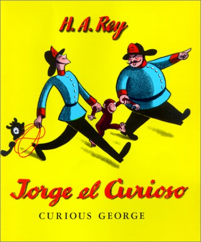 9780618131594: Jorge El Curioso Book & Cassette [With 2 Sided Cassette] (Carry Along Book & Cassette Favorites)