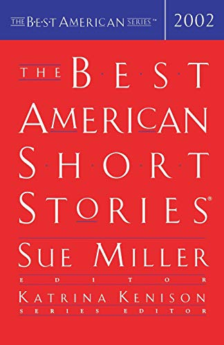 9780618131730: The Best American Short Stories 2002