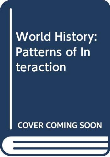 9780618131808: World History: Patterns of Interaction (Teacher's Edition)