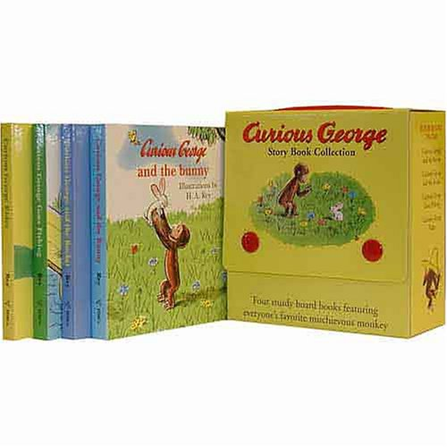 9780618131891: Curious George