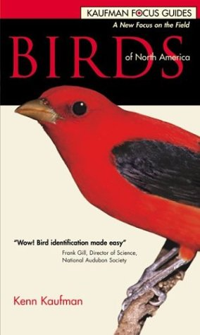 9780618132195: Birds of North America (Kaufman Focus Guides, Flexicover Edition)