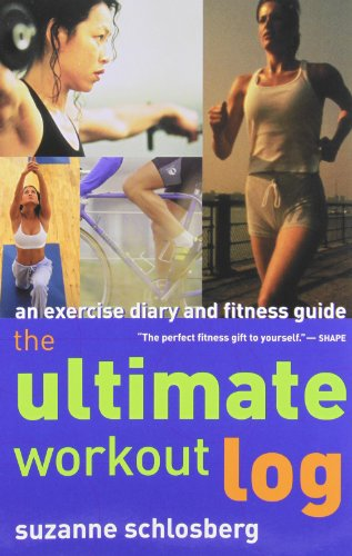 9780618132775: The Ultimate Workout Log: An Exercise Diary and Fitness Guide
