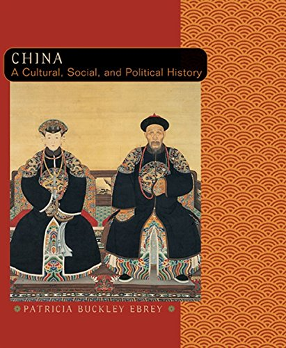 9780618133871: China: A Cultural, Social, and Political History