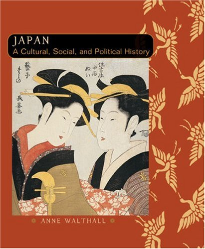 9780618133888: Japan: A Cultural, Social, and Political History