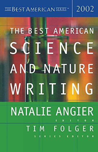 9780618134786: The Best American Science and Nature Writing 2002 (The Best American Series)