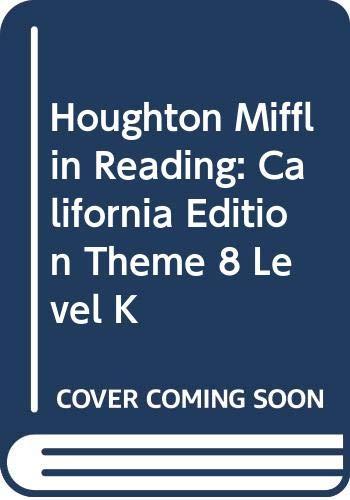 9780618137787: Houghton Mifflin Reading, Theme 8: Down on the Farm, Teacher's Edition