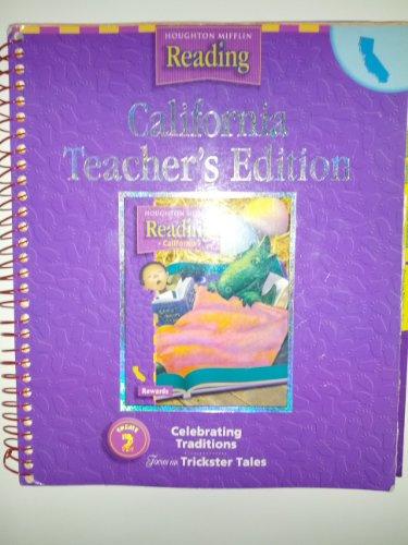 9780618137985: Houghton Mifflin Reading California: Teach Ed Level 3 Thm 2 2003