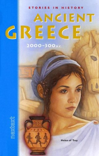9780618142118: Nextext Stories in History: Student Text Ancient Greece, 2000-300 B.C.