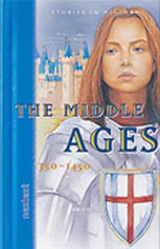 9780618142217: Nextext Stories in History: Student Text The Middle Ages, 350-1450