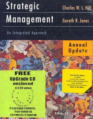 9780618147236: Strategic Management: An Integrated Approach