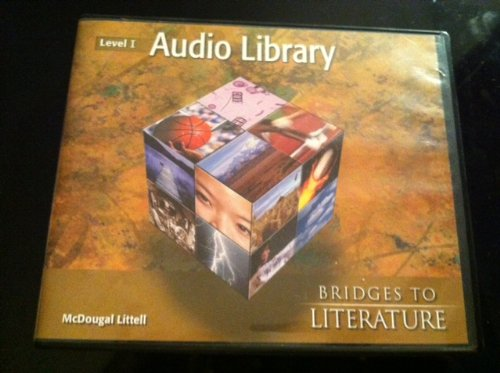 9780618148790: McDougal Littell Language of Literature: Audio Library CD Package Grade 6