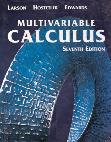 9780618149179: Calculus With Analytic Geometry: Multivariable Calculus