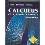 9780618149438: Calculus Of A Single Variable