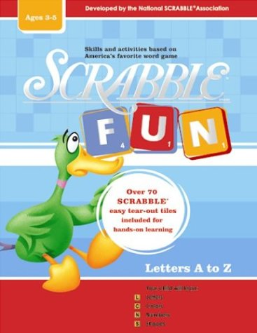 9780618151233: Scrabble Fun: Letters A to Z