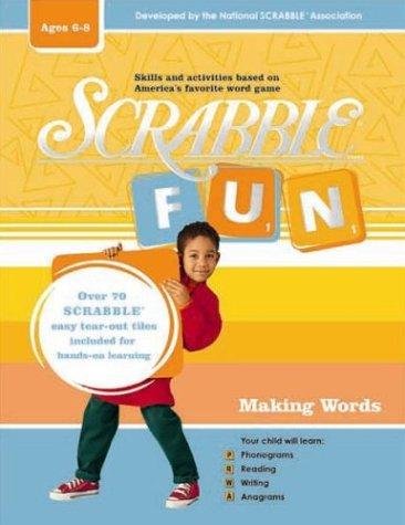 9780618151264: Scrabble Fun: Making Words Ages 6-8