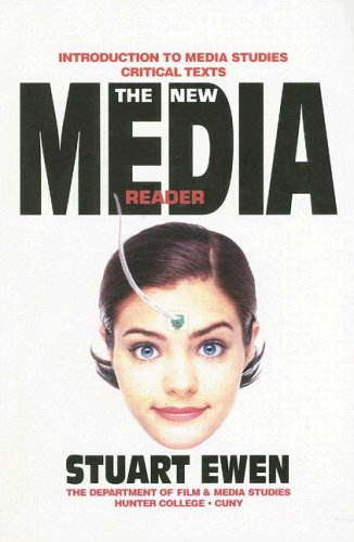 9780618152308: The New Media Reader: Introduction to Media Studies Critical Texts