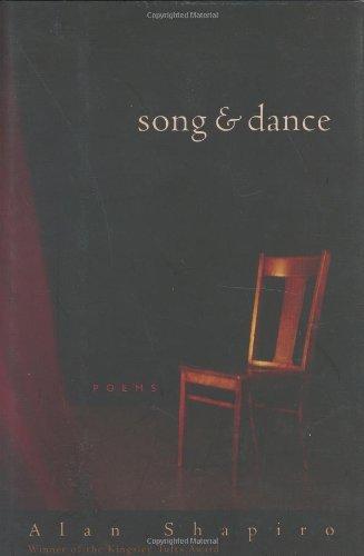 Song and Dance: Poems: Shapiro, Alan
