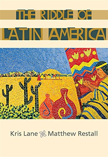 9780618153060: The Riddle of Latin America
