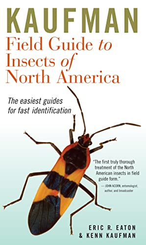Kaufman Field Guide to Insects of North America Format: Vinyl Bound