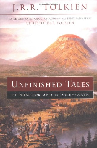 9780618154050: Unfinished Tales of Numenor and Middle-Earth