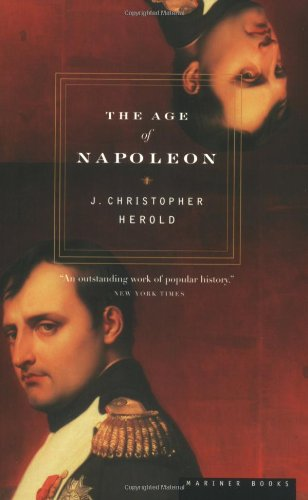 9780618154616: The Age of Napoleon