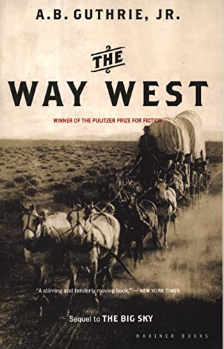 9780618154623: The Way West