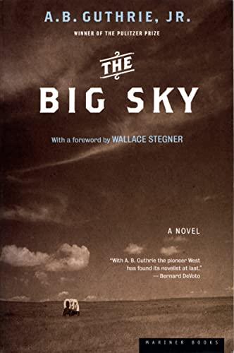 9780618154630: The Big Sky