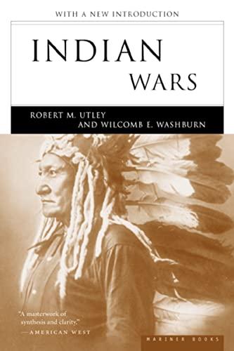 9780618154647: Indian Wars