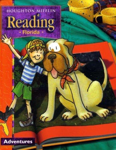 9780618155354: Houghton Mifflin Reading: Adventures 2.1 (Florida Edition)