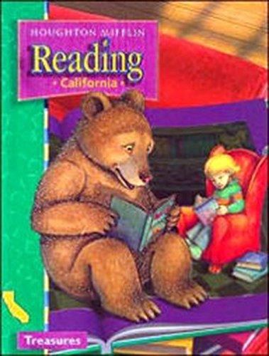 9780618157143: Houghton Mifflin Reading California: Student Anthology Theme 4 Grade 1 Treasures 2003