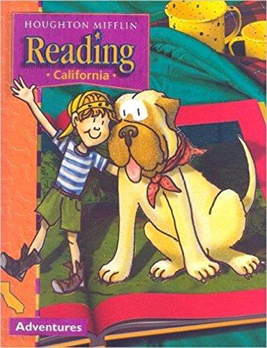 9780618157167: Houghton Mifflin Reading: Adventures, Level 2.1