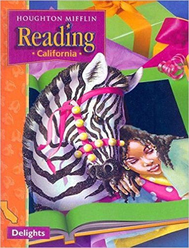 9780618157174: Reading: California : Delights (Houghton Mifflin Reading Nations Choice)