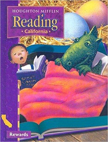 9780618157181: Rewards: Level 3.1 (Houghton Mifflin Reading California)