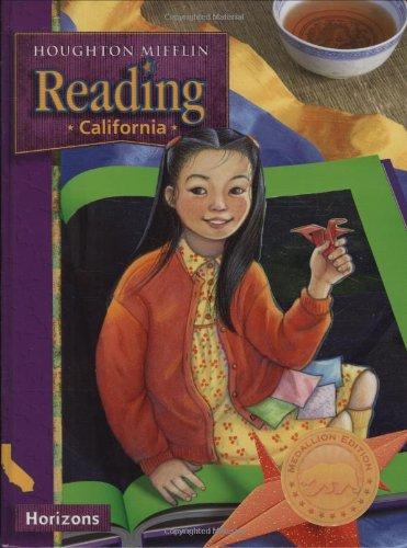 9780618157198: Houghton Mifflin Reading California: Student Anthology Theme 2 Grade 3 Horizons 2003
