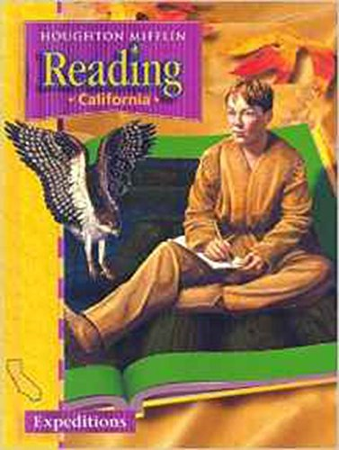9780618157211: Houghton Mifflin Reading: Student Anthology Grade 5 Expeditions 2003