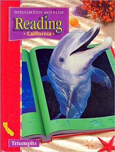 9780618157228: Triumphs: Level 6 (Houghton Mifflin Reading California)