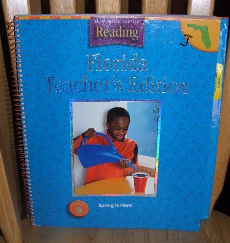 Houghton Mifflin Reading Teachers Edition Level K: David Cooper