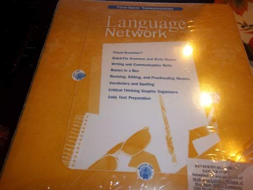 Language Network Time-saver Transparencies(Grade 6)
